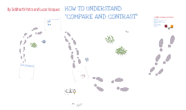Copy of HELPING YOU READ NON-FICTION: COMPARE AND CONTRAST