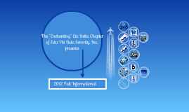 "Copy of The ""Enchanting"" Eta Delta Chapter of Zeta Phi Beta Sorority, Inc. Informational"