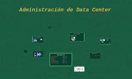 Aministración de Data Center
