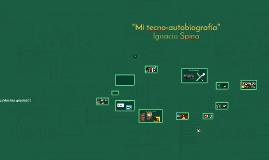 Tecnoautobiografía