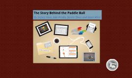 Paddle Ball Presentation