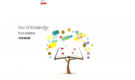 Tree of Knowledge - Prezi classic template