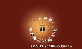 Copy of DANIEL SAMPER OSPINA