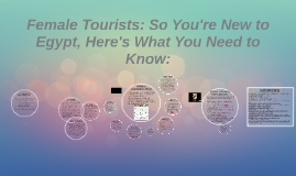 So, You're New to Egypt, Here's a what you Need to Know...
