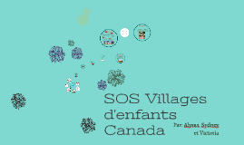 SOS Villages d'enfants Canada