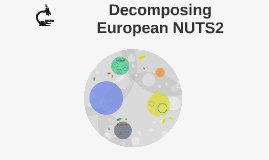 Decomposing European NUTS2