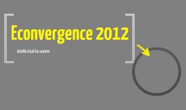Econvergence 2012