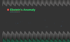 Copy of Ebstein's Anomaly