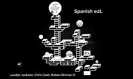 Spanish e2L
