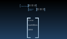 cover gudelines