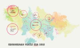 cronograma viajes cba 2015
