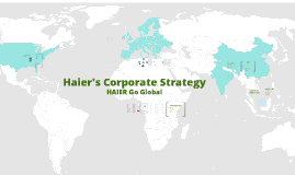 Copy of Haier's corporate-strategy