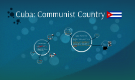 Cuba: Communist Country