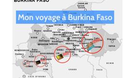 Mon voyage à Burkina Faso