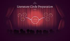 Literature Circle Preparation