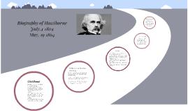 Copy of Nathaniel Hawthorne