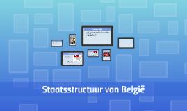 Staatsstructuur van België