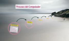 Procesos del Computador