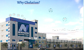 Why Chelation?