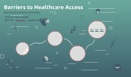 Barriers to Healthcare Access