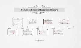 ENG 290: Chopin Reception History