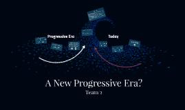 A New Progressive Era?