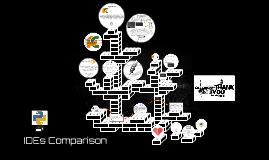 IDEs Comparison