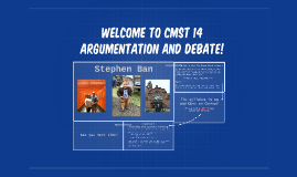 Welcome to CMST 14