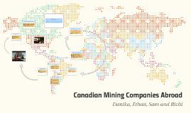 Canadian Mining Companies