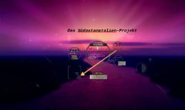 Das Südostanatolien-Projekt