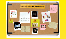 Copy of Liga ng Bayaning Kabataan