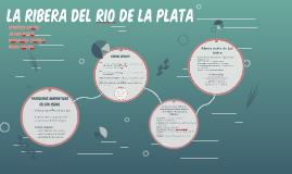 La Ribera del Rio de la Plata