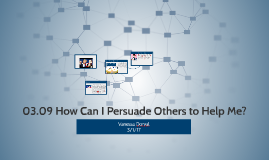 03.09 How Can I Persuade Others to Help Me?
