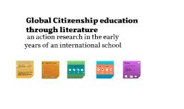 Copy of Global Citizenship education through literature: