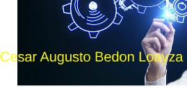 Cesar Augusto Bedon Loayza