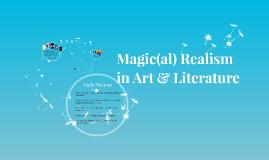 Magic(al) Realism