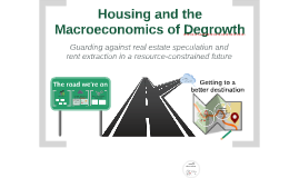 Presentation for Degrowth Conference Budapest 2016
