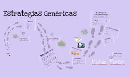 Estrategias Genéricas de Michael Porter Grupo # 6