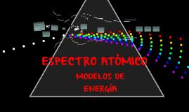 ESPECTRO ATOMICO