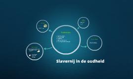 Slavernij in de oudheid