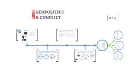 2030: Geopolitics and Conflict