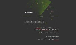 SENTENCIA T288 DE 2013
