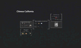 Chinese California