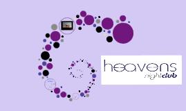 Copy of HEAVENS night club