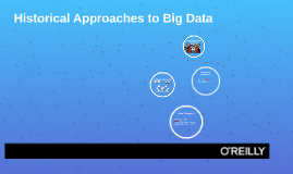 Historical Approaches to Big Data