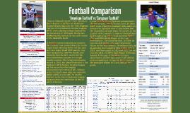 Footbal Comparison