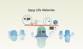 herp life history traits