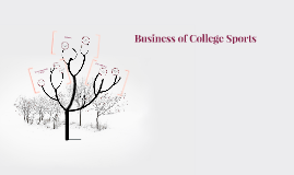 Business of College Sports