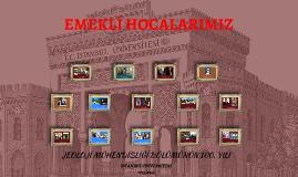 Copy of İSTANBUL ÜNİVERSİTESİ