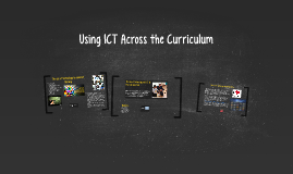 How does the use of ICT enhance literacy?